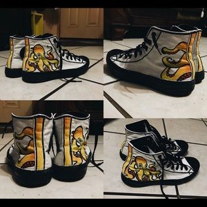 Converse Free style designed by me